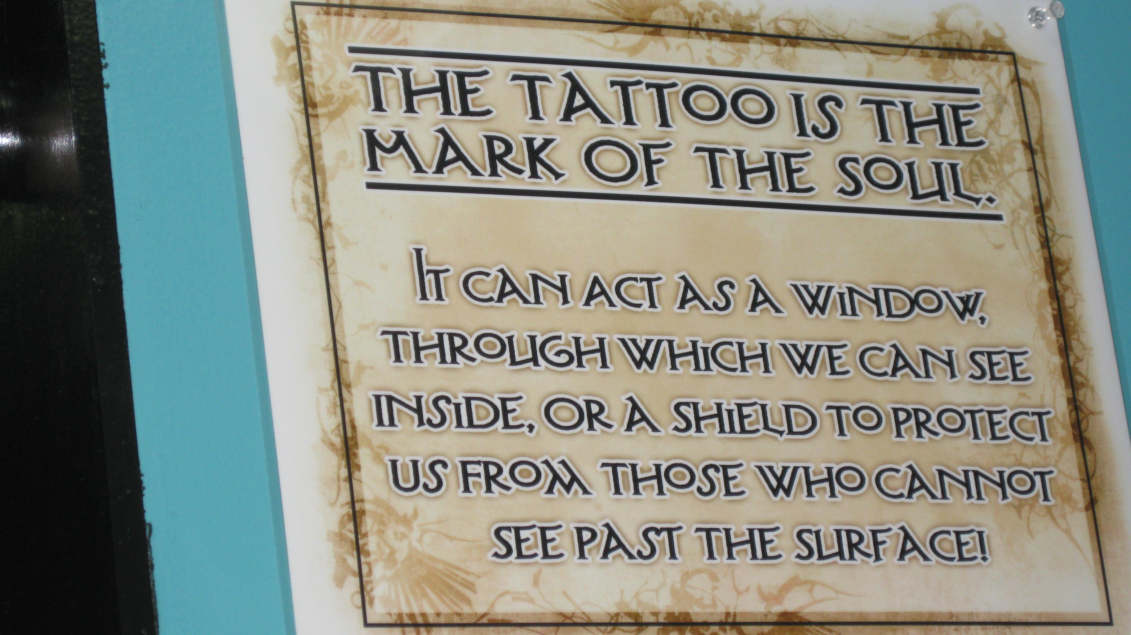 Celtic Five Fold Symbol Tattoo